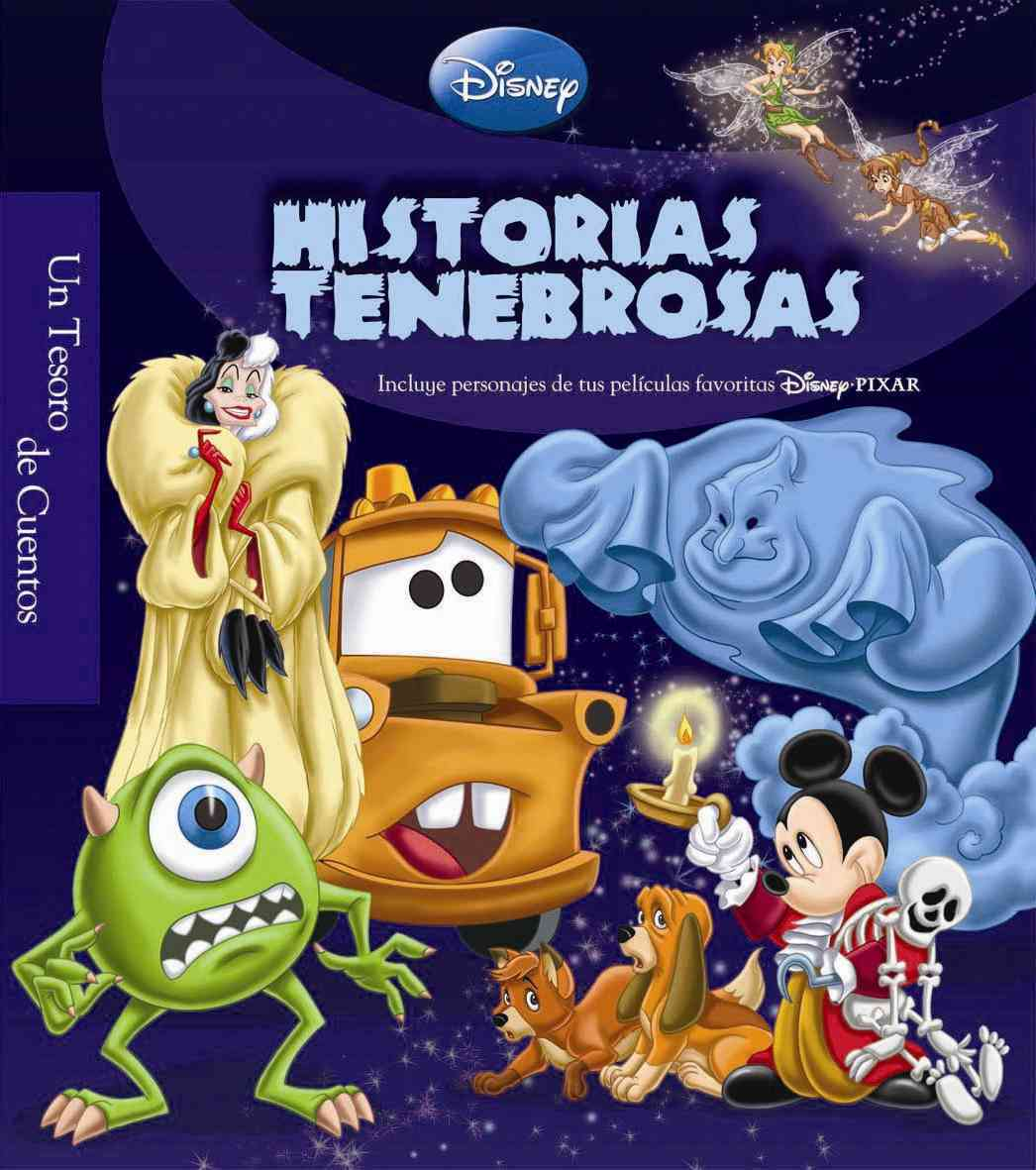 Historias tenebrosas / Scary Storybook Collection By Del Moral, Samantha Caballero (TRN)